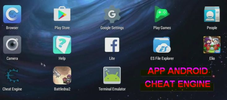 Usare l'app Cheat Engine su un dispositivo Android con permessi di root