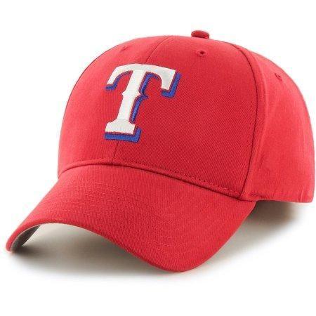MLB Texas Rangers Reverse Adjustable Cap/Hat by Fan Favorite