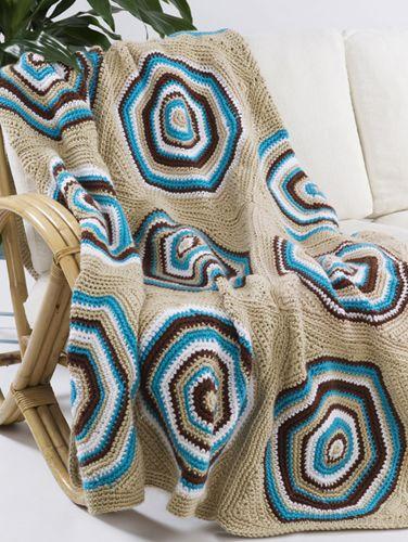 Caron International Yarns ~ free pattern