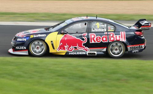 2013 V8 Supercars champion…Jamie Whincup.