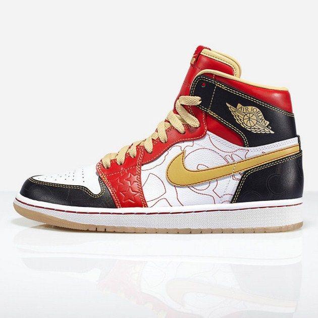 "d9ea50e2aebeff ... Nike Air Jordan 1 Retro High OG XQ ""Ignite Shanghai"" ..."