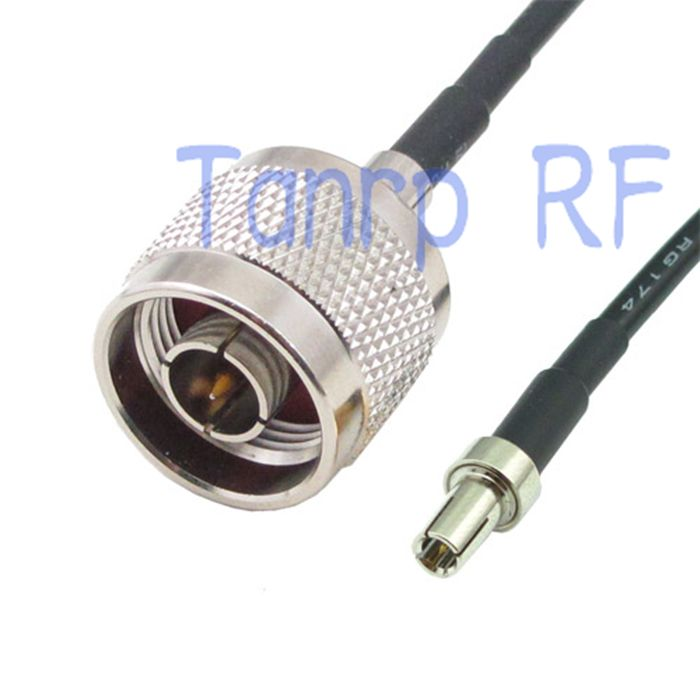 Perfect 6in N Male Plug To TS9 Male Plug RF Connector Adapter 15CM Pigtail Coaxial  Jumper Cable Home Design Ideas