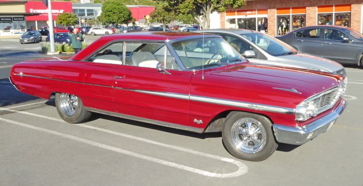1964 Ford Galaxie 500XL recently seen in New Zealand.