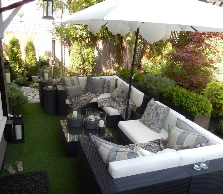 Outdoor Patio Furniture Vancouver: #SYNLawn #deck Install In The #Vancouver Area Creating A