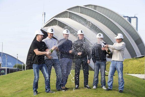 sindicato de ganadores de la loteria EuroMillones #GrandesLoterias