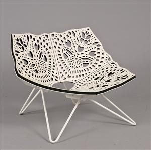 PRINCE CHAIR by Louise Campbell | Louise Campbell. Hvilestol, 'The Prince Chair' | Furniture Design