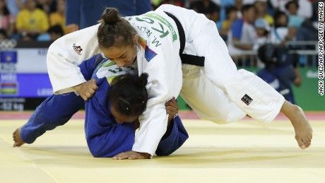 She was already the golden girl of judo -- now Majlinda Kelmendi has the medal to go with it. Her gold at the Rio 2016 Olympics is Kosovo's first of…