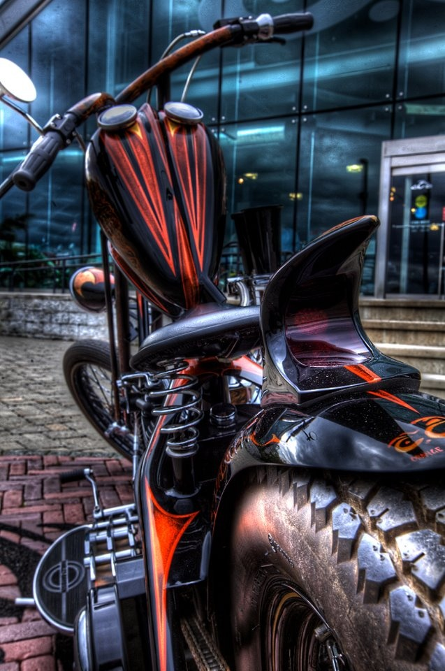 Orange County Choppers - #occ