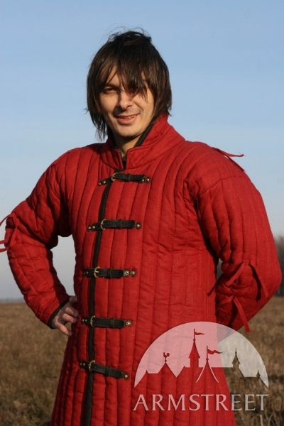 Gambeson medievale in stile asiatico di ArmStreet