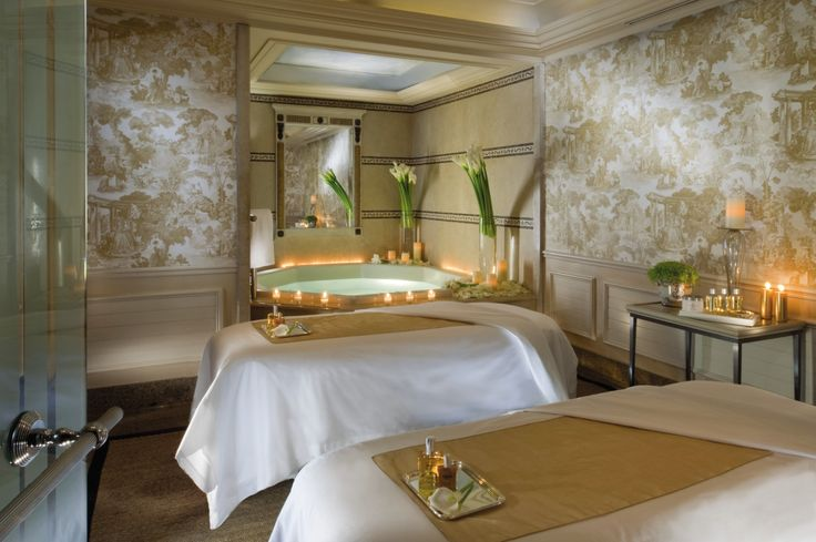 The Massage Room in Four Seasons Hotel George V
