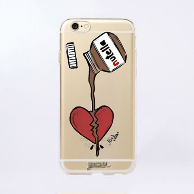 Custom Nutella Phone Case