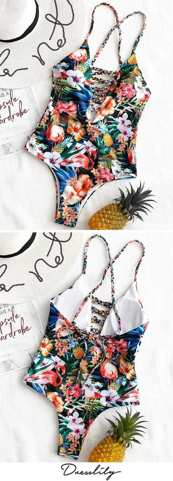 Buy New Swimwear,Shop the Latest Womens Bathing Suits, Swimsuits, & Bikinis Online at Dresslily.com. FREE SHIPPING WORLDWIDE!#swimwear#swimsuit#onepieceswimsuit #Bikinis #suitingwomen