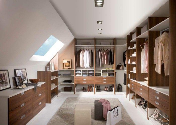 Ankleidezimmer dachschräge modern  20 best Dress room images on Pinterest | Wardrobes, Dresser in ...