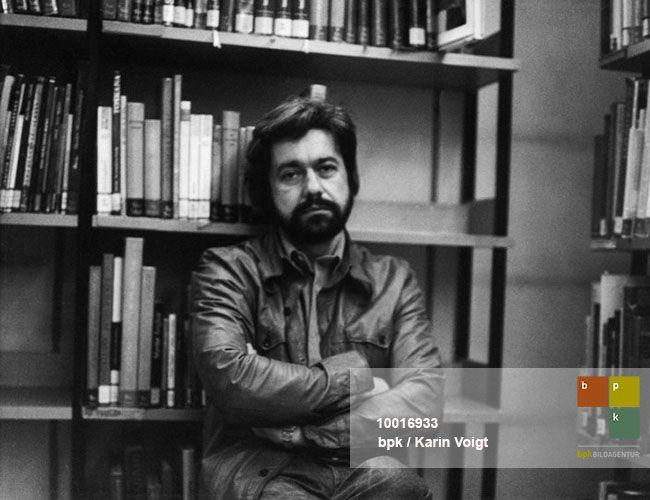 © bpk / Karin Voigt Jurek Becker, 1970er Jahre