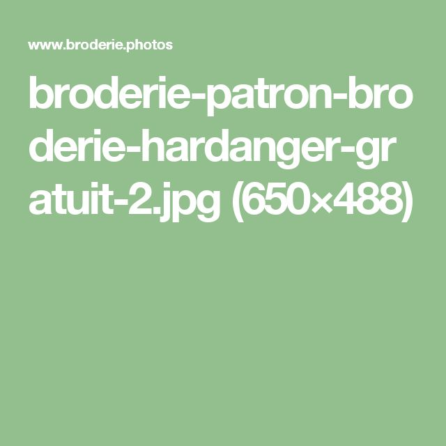 broderie-patron-broderie-hardanger-gratuit-2.jpg (650×488)