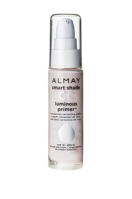 """This is a great, multi-purpose primer for summer,"" Dempsey tells us. ""It has a light and glowy finish, so you can wear it on its own, or you can layer it as a highlighter for a natural, light-catching gleam. If you wear foundation, it acts as a great base, leaving your skin clean and smooth. Plus, it has SPF 15!"""