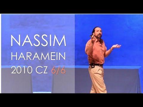 Nassim Haramein 2010 CZ titulky 6/6 - Mimozemšťané a zařízení na volnou energii - YouTube