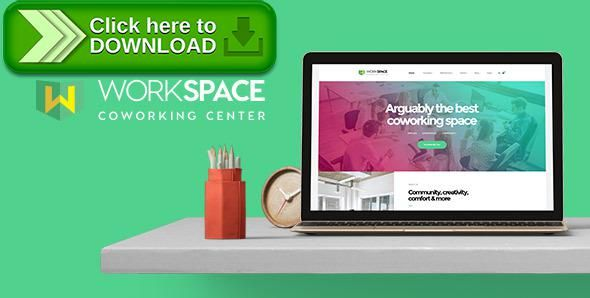[ThemeForest]Free nulled download Workspace - Creative Office Space WordPress Theme from http://zippyfile.download/f.php?id=36339 Tags: business, conference, corporate, creative, creative space, meetings, office, Open Office, studio, work space, workplace, workshop