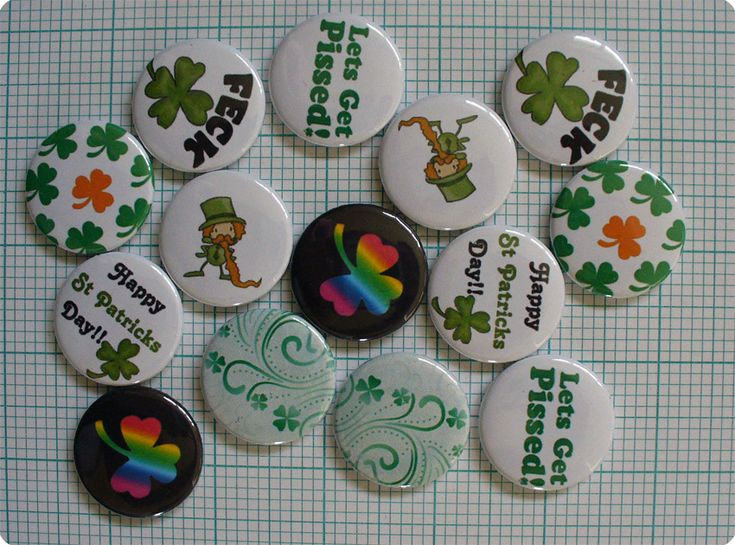We hand make button badges in the UK and deliver to customers all over the world… – Button badges
