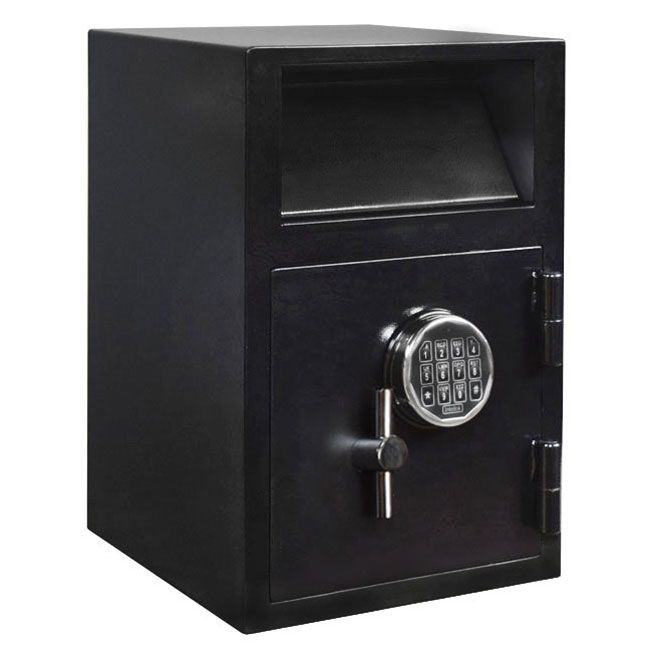Church Office - Stealth Drop Safe Front Load Depository Vault DSF2114