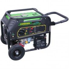 Firman Generators 9,000-Watt Dual Fuel Generator with Electric Start and Runs on LPG or Regular Gasoline