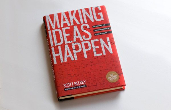This book chronicles the methods of exceptionally productive creative leaders and teams - companies like Google, IDEO, and Disney, and individuals like author Chris Anderson and Zappos CEO Tony Hsieh - that make their ideas happen, time and time again.