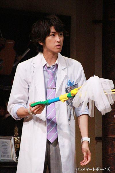 Hiroki Aiba's Stage - 相葉裕樹 ドーナツ博士とGo!Go!ピクニック