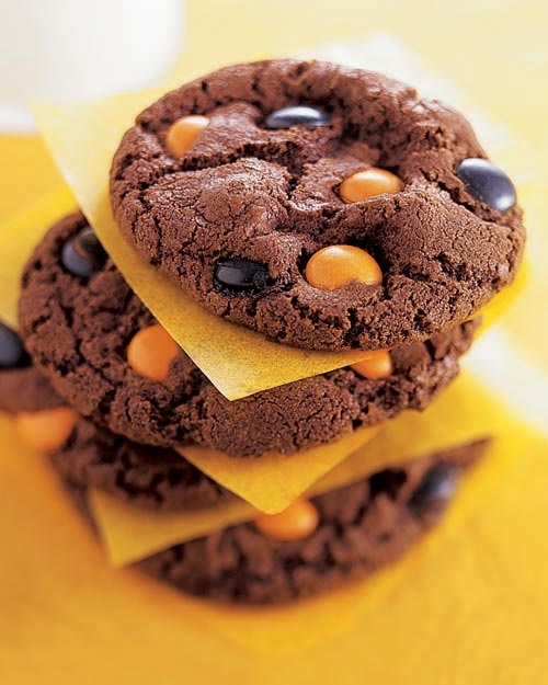 Chocolate-Spot Cookies - Martha Stewart Recipes