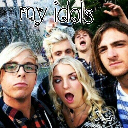 My idols
