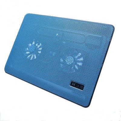 Just US$13.2, buy X2 2 Fans Laptop Cooling Pad Radiator Notebook Stand online shopping at GearBest.com Mobile.