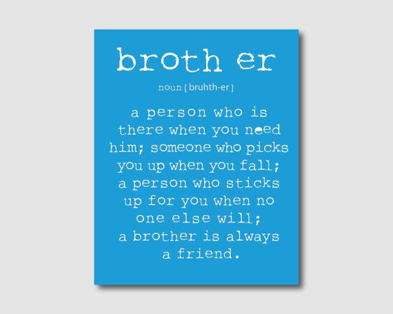 Images Of I Love My Brother Quotes For Facebook Spacehero