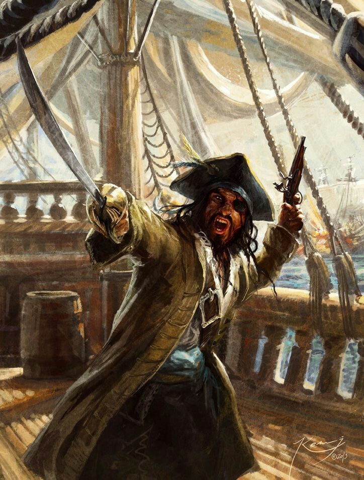 пираты капитан картинки нет обратитесь