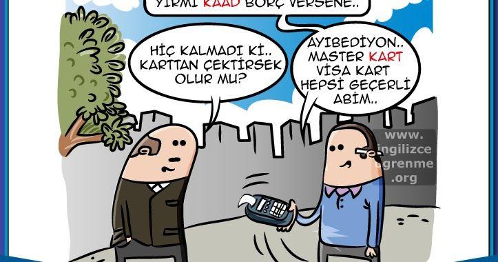Card Türkçe anlamı nedir?