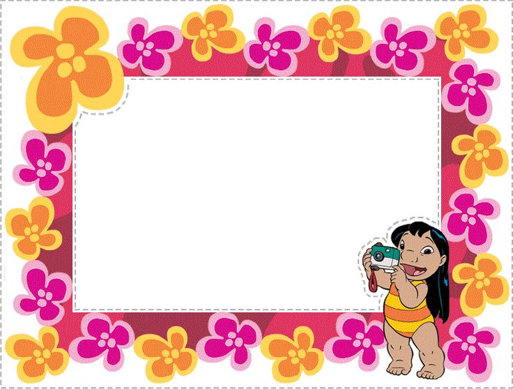 5589 best images about frames on pinterest blog layout for Lilo and stitch arts and crafts