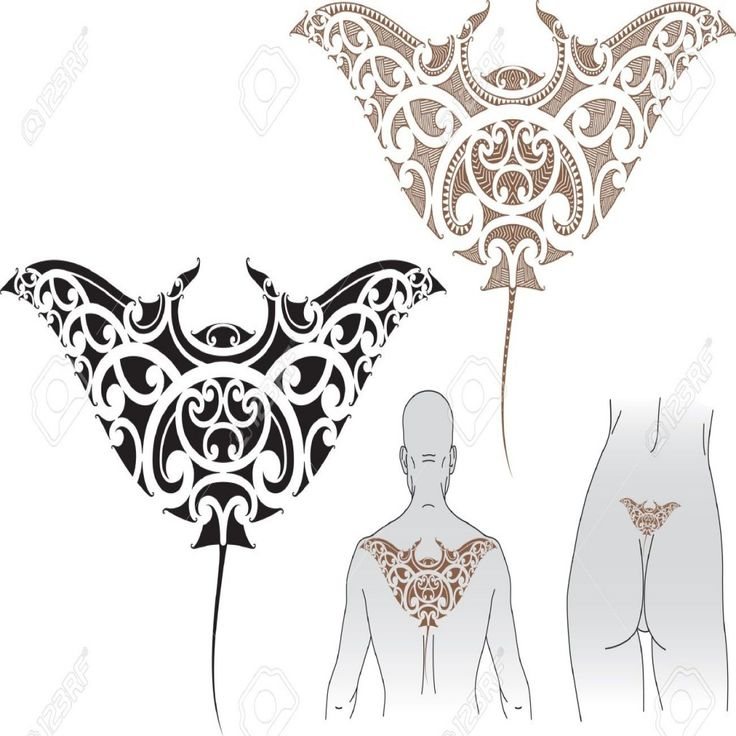 Les 25 meilleures id es de la cat gorie raie manta tatouages sur pinterest tatouage raie - Dessin raie manta ...