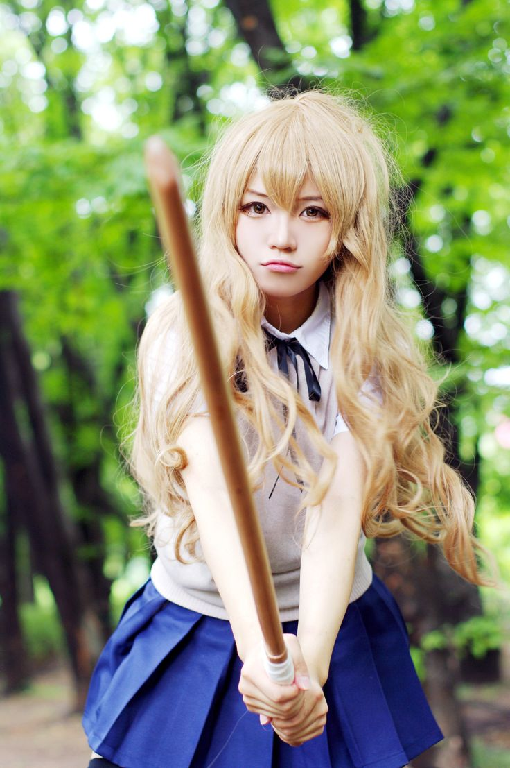 lee myoyoung(donum) Taiga Aisaka Cosplay Photo - WorldCosplay