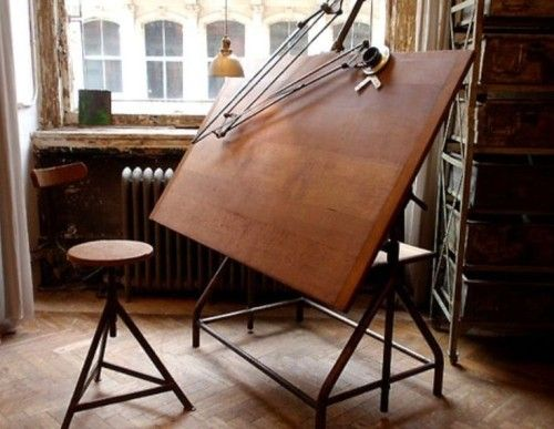 25 Best Ideas About Traditional Drafting Tables On