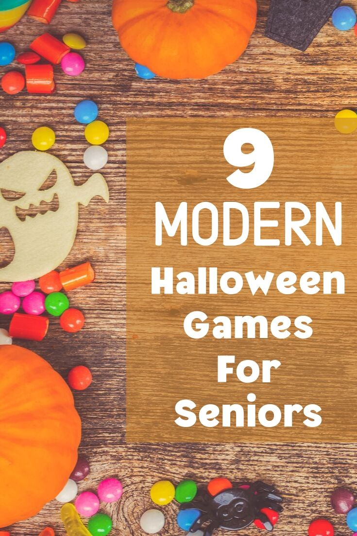 9 Perfect Halloween Games for Seniors Modern Twist on