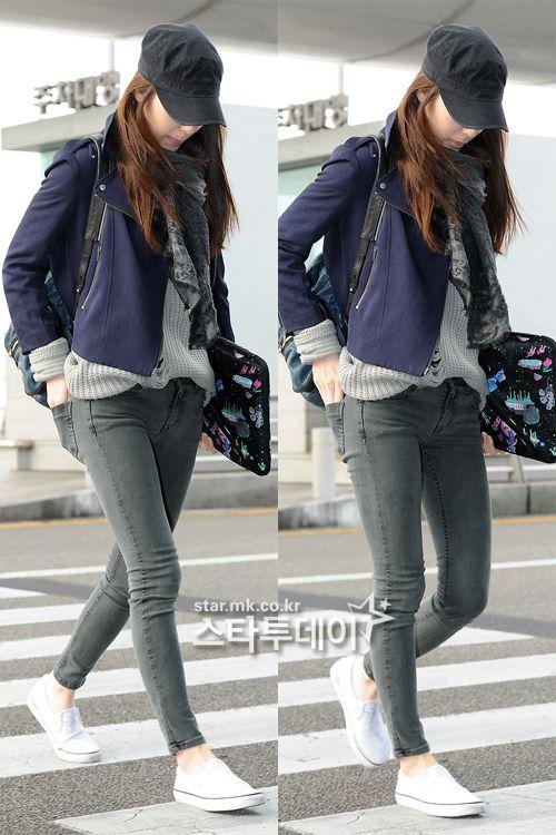 Fx Krystal Airport Fashion Casual Fashion Inspirations Pinterest