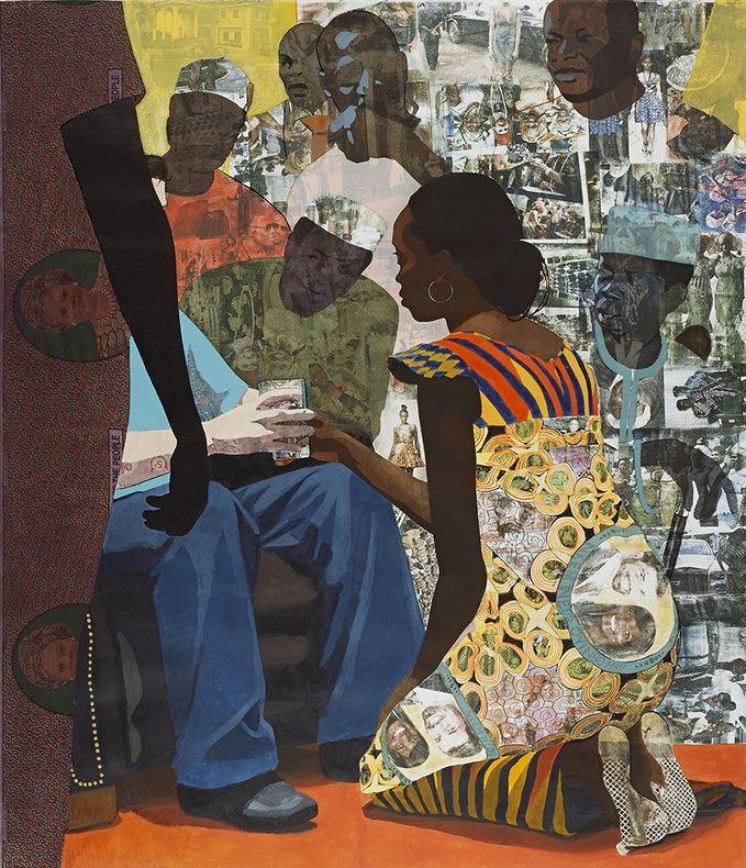 Njideka Akunyili Crosby | Artists | Victoria Miro