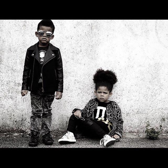 Sweet little kit-kats #CrimeKids - code. 45000A1521 (left) code. 45017A1531 (right) www.crimelondon.com