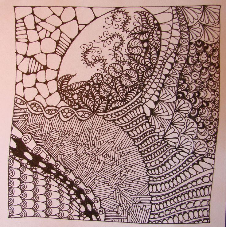 Zentangle No.2