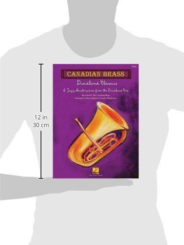 Dixieland Classics: Brass Quintet Tuba (B.C.)