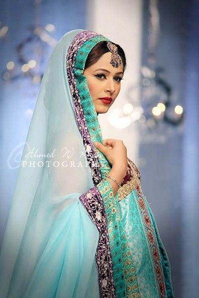 47 best Latest Pakistani Bridal Dresses Collection 2017-2018 images ...