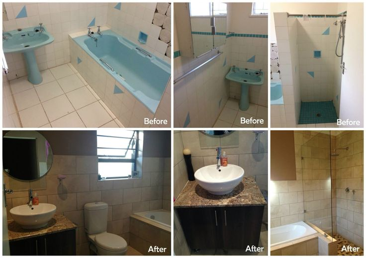 Bathroom revamp for a client in Monte Vista