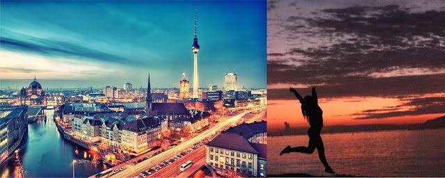 [Expat] Vivere a Berlino: Arianna Dalerci, giovane insegnante di yoga, nell'intervista di Giulia Mastrantoni | Gli scrittori della porta accanto