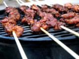 Thai Satay Recipes for Summer! (grill and oven recipes): Classic Thai Chicken Satay
