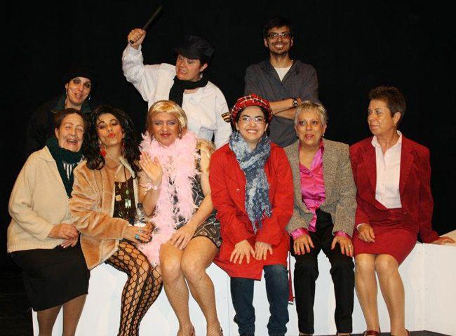 Escuela de Teatro Pilar Rey- S/C de La Palma.