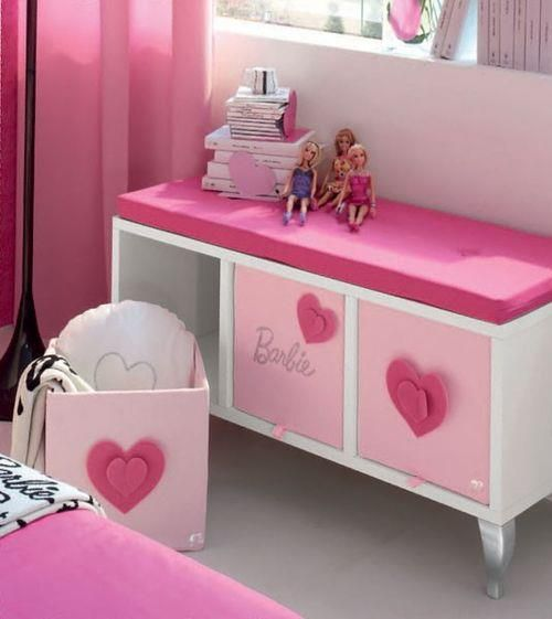 15 best Barbie bedroom images on Pinterest Barbie   Bedroom. Barbie Bedroom Decor. Home Design Ideas
