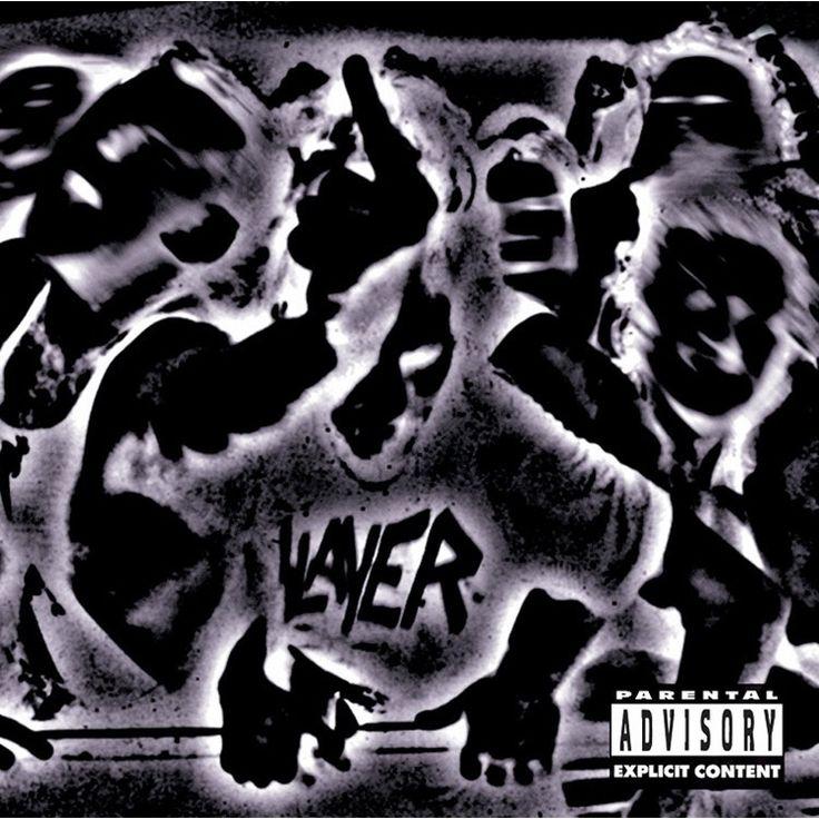 Slayer - Undisputed Attitude on 180g LP (Awaiting Repress)